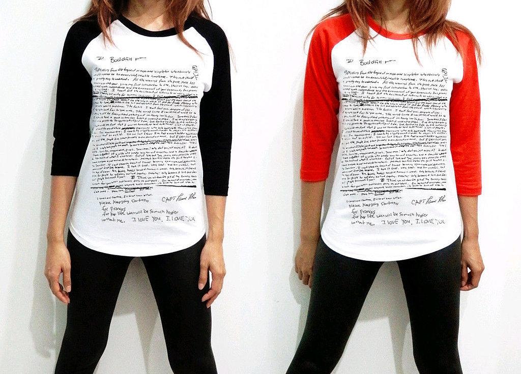 Cobain Suicide Shirt