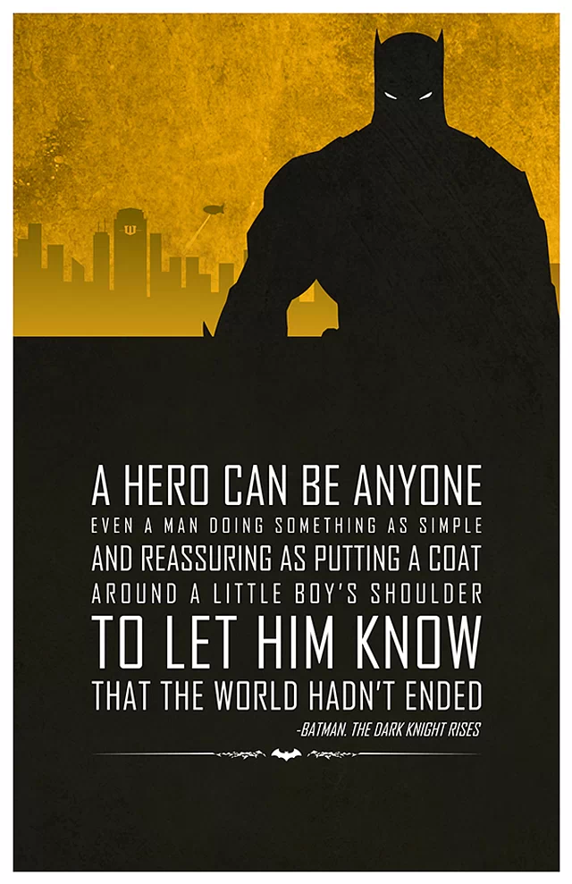 Hero Quotes Extraordinary Here Are Some Inspirational Quotes From Dc's Biggest Heroes  Sick