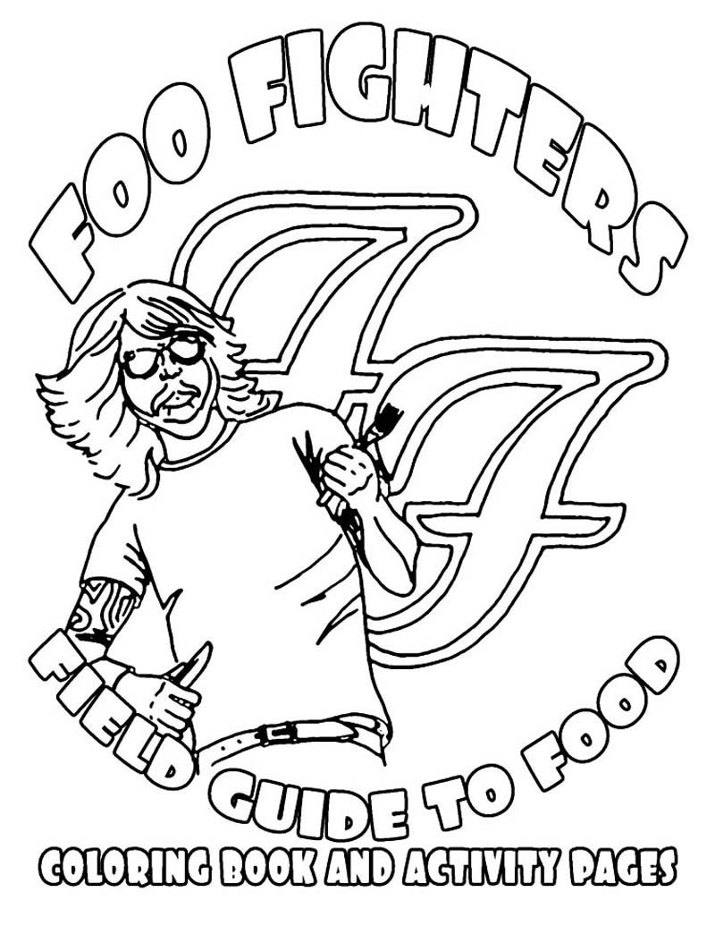 Foo Fighters 2011 Rider 1