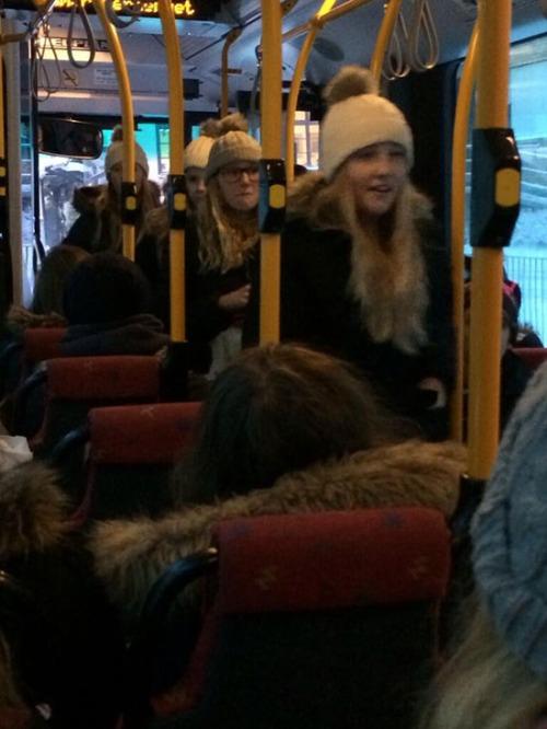 Glitches In The Matrix - bobble bus