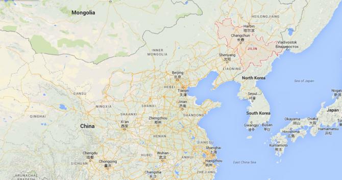 Jilin Province China