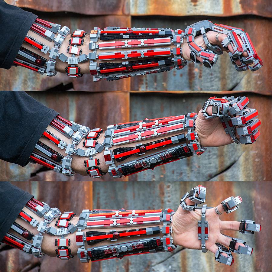 Лего рука сделать из лего своими руками