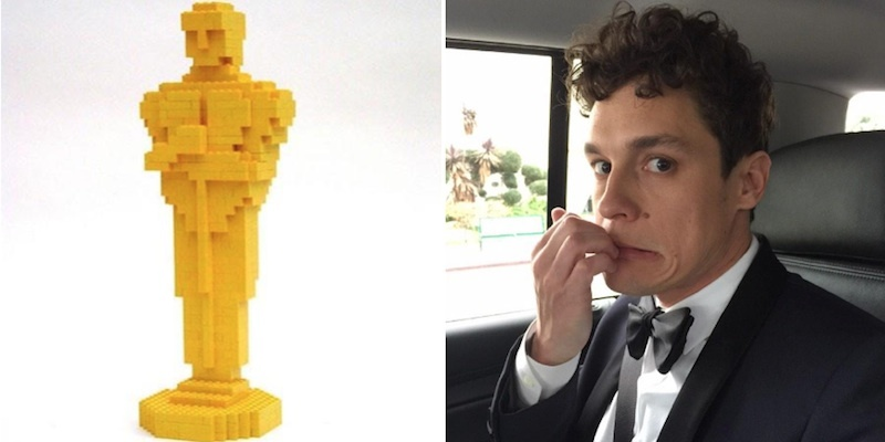 Lego Movie Oscar Snub