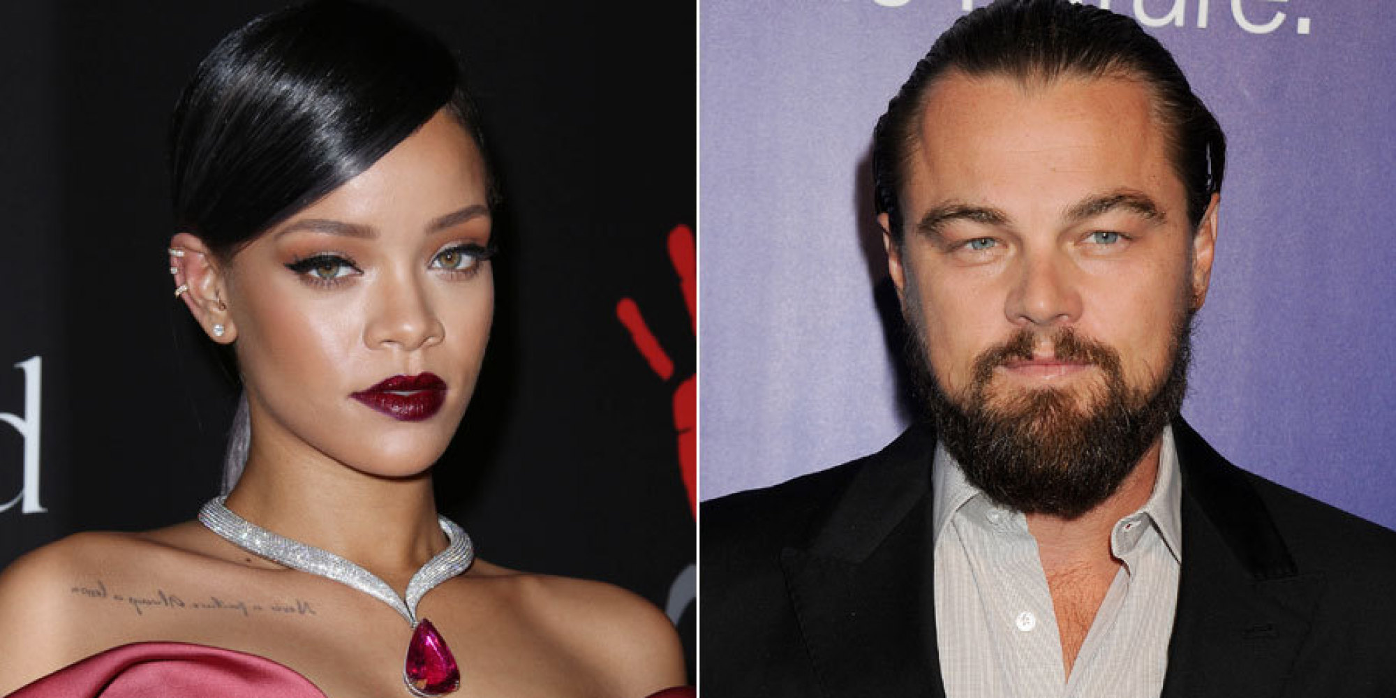 leonardo dicaprio and rihanna relationship 2015