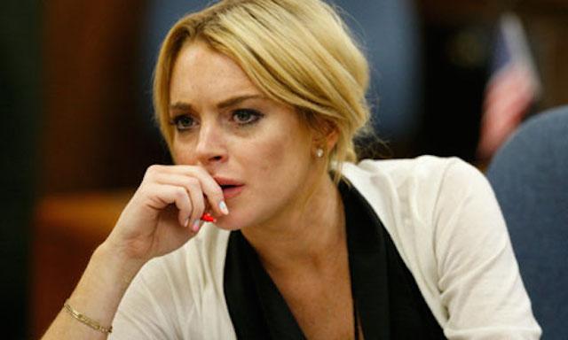 Lindsay Lohan probation