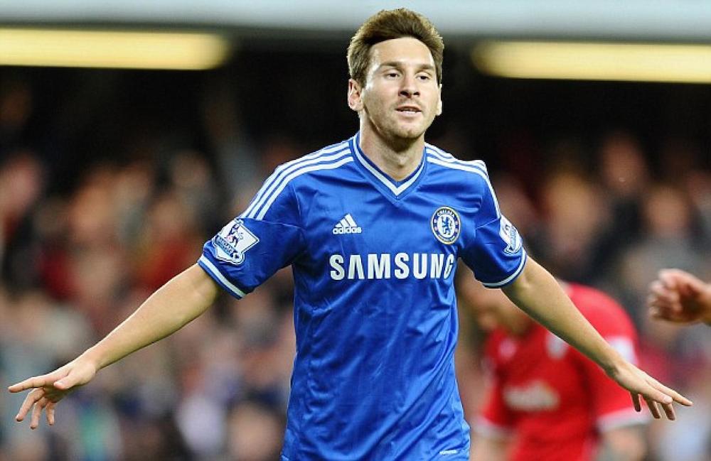 Lionel Messi Chelsea