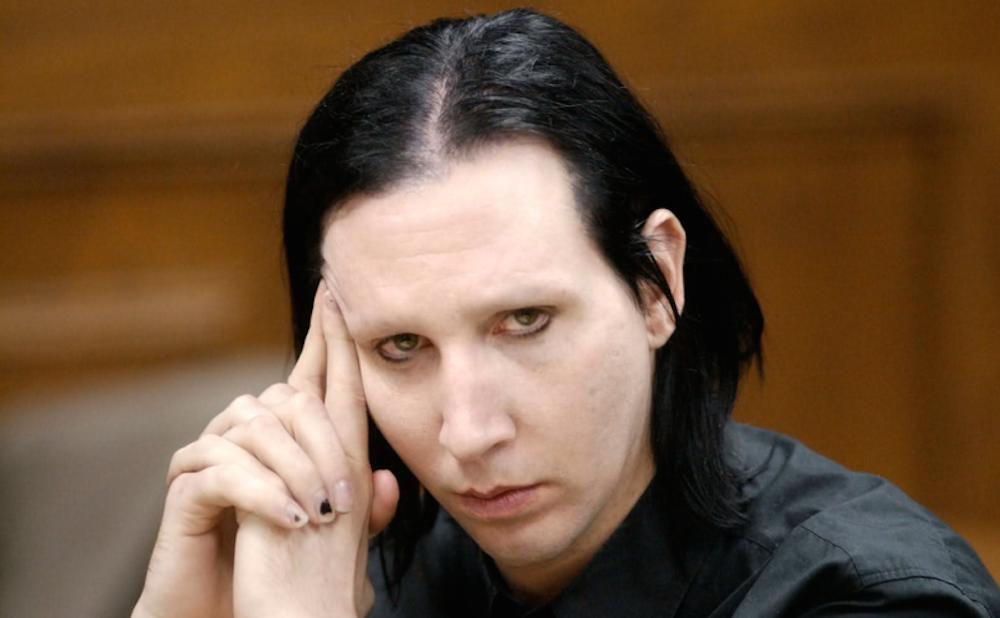 Marilyn Manson Invented Grunge