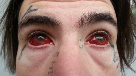 Matthew Menczyk - Piercing Record red