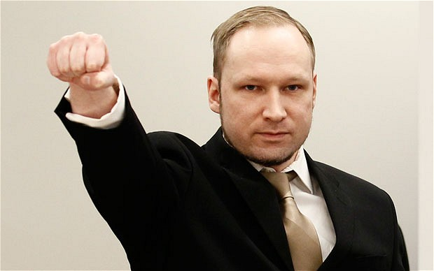 Memory Wound - Anders Breivik on trial