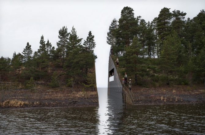 Memory Wound - Norway memorial