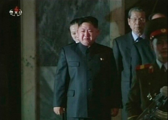 North Korea hacked by ISIS Kim crying