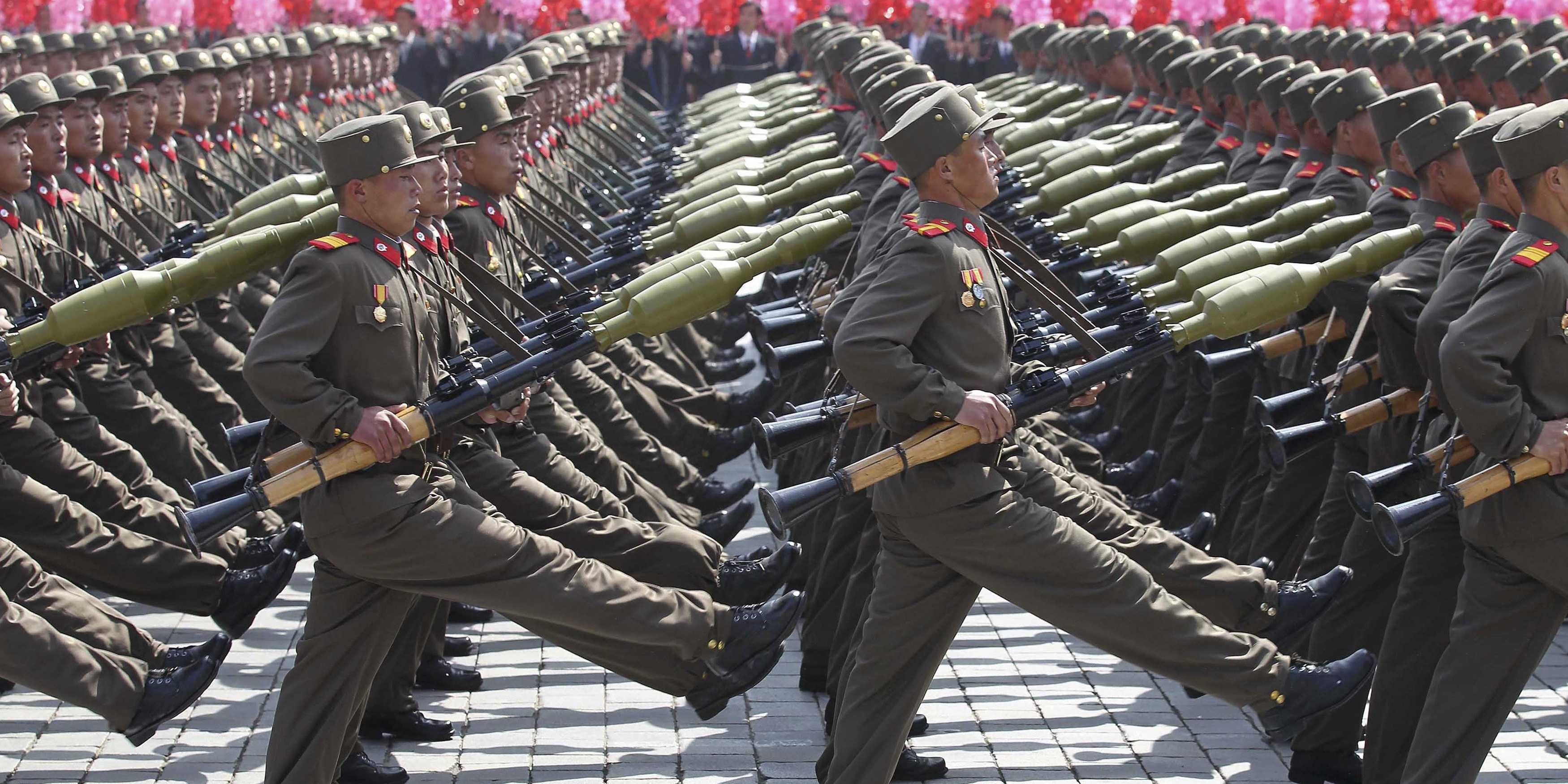 Heres A List Of The Most Powerful Militaries In The World - World's most powerful military countries 2015
