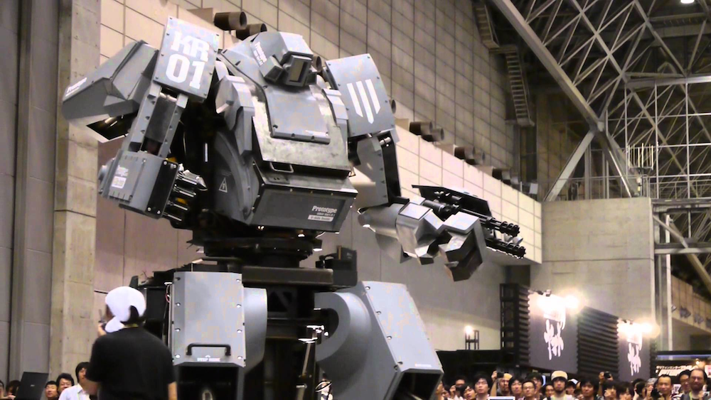 Real Life Transformer Suit Featured