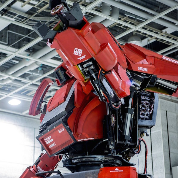 Real Life Transformers Suit 1