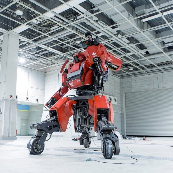 Real Life Transformers Suit 2