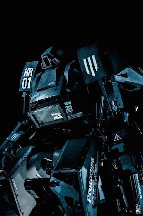 Real Life Transformers Suit 4