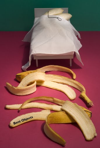 Terry Border - Bent Objects - Banana Love