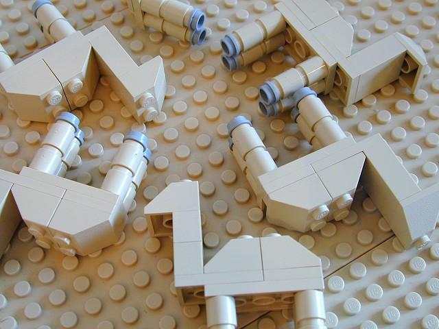The Brick Testament - 5th Plague 3