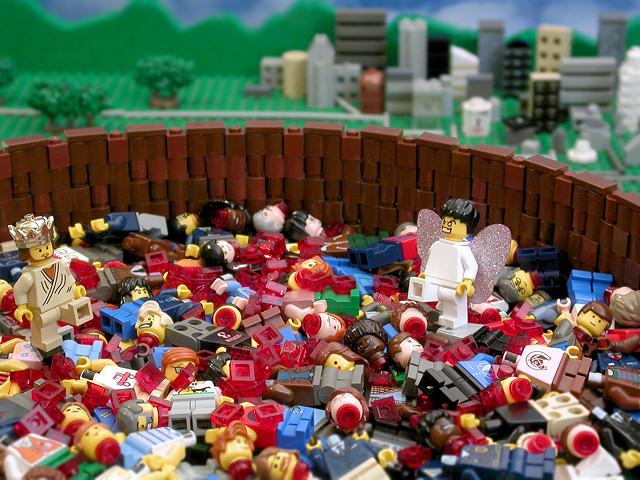 The Brick Testament - Gorefest 3