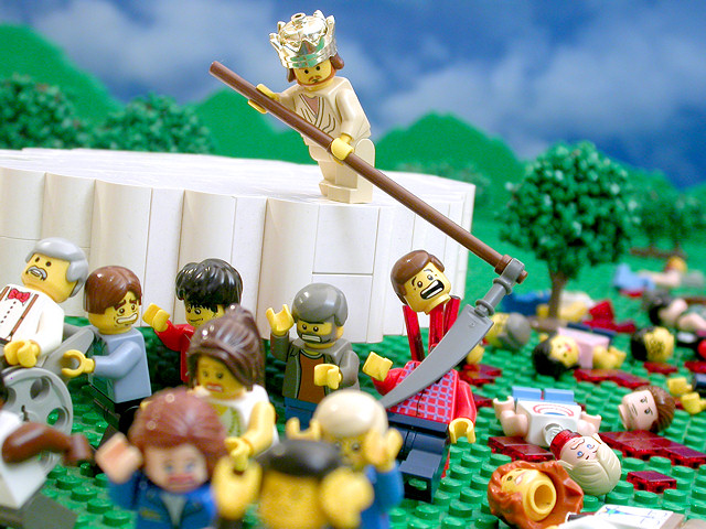 The Brick Testament - Gorefest