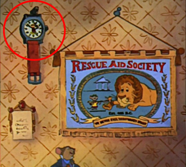 The Rescuers Mickey Mouse 2