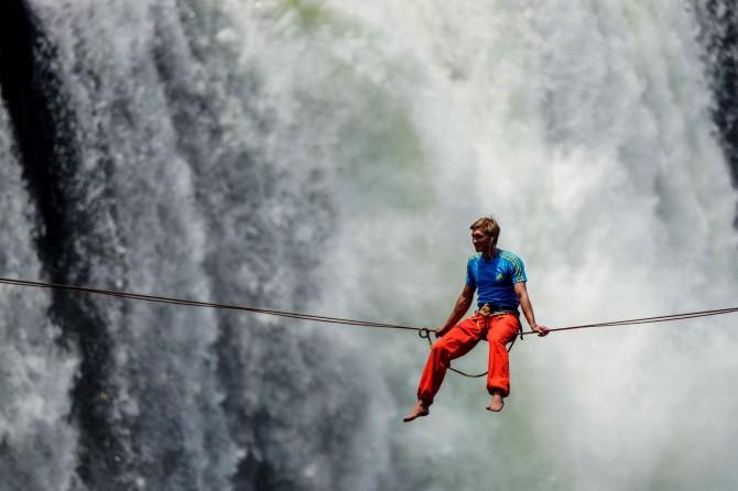 Tightrope Victoria Falls - 2