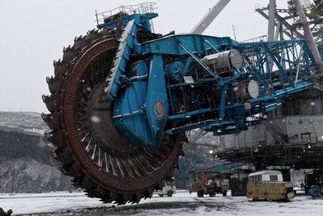 World's Biggest Saw