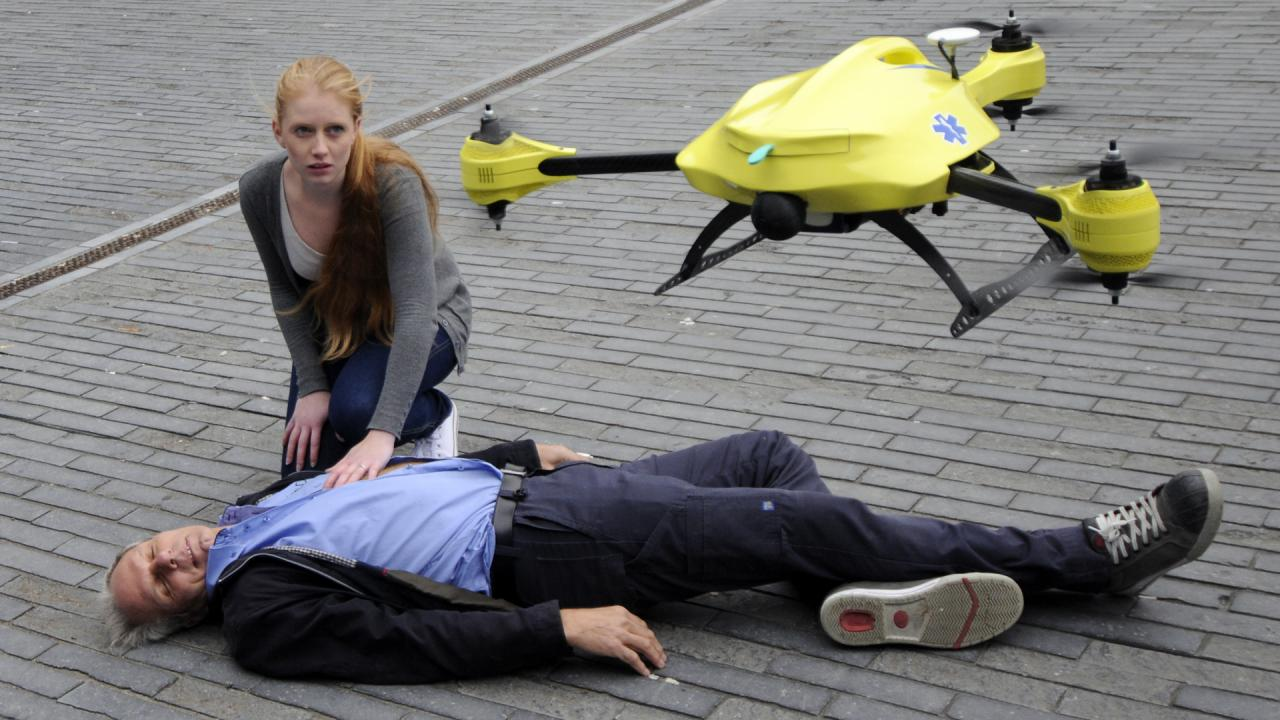 ambulance-drone-tu-delft