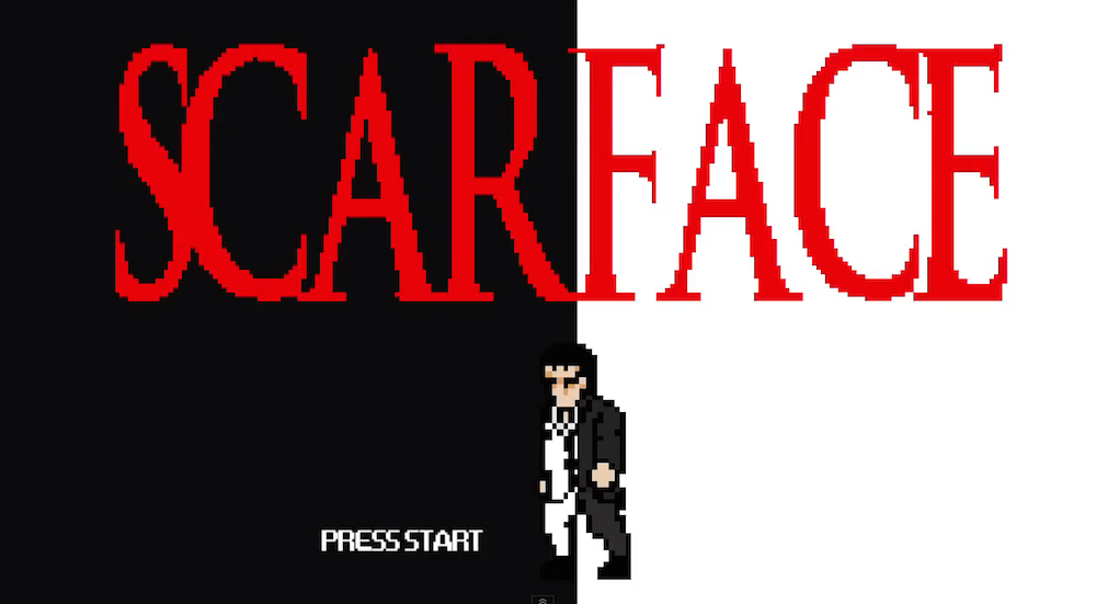 8 Bit Scarface
