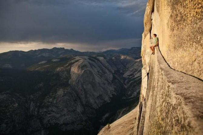 Acrophobia - Alex Honnold at Yosemite