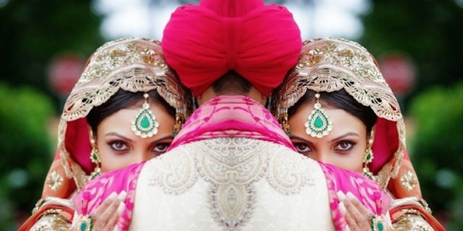 Angry Bride Marries Wedding Guest