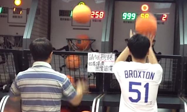Chinese Dad Best Baller