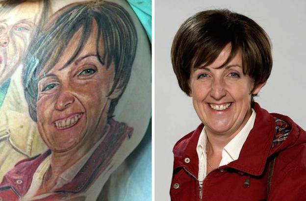 Coronation Street Tattoos Featured
