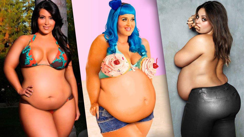 Fat Celebs