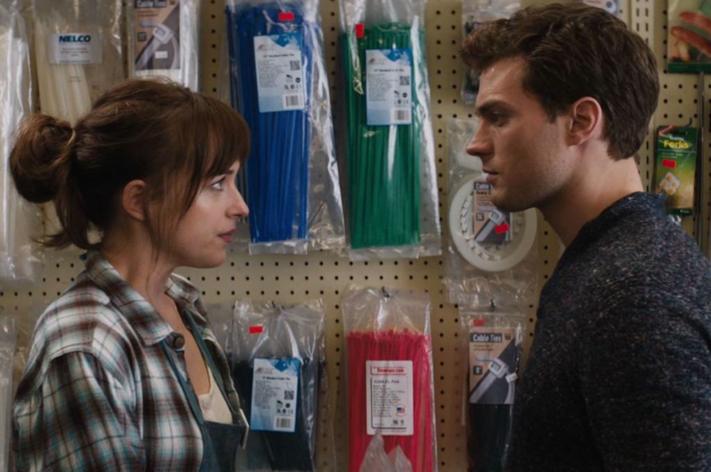 Fifty Shades Of Grey Hardware Store