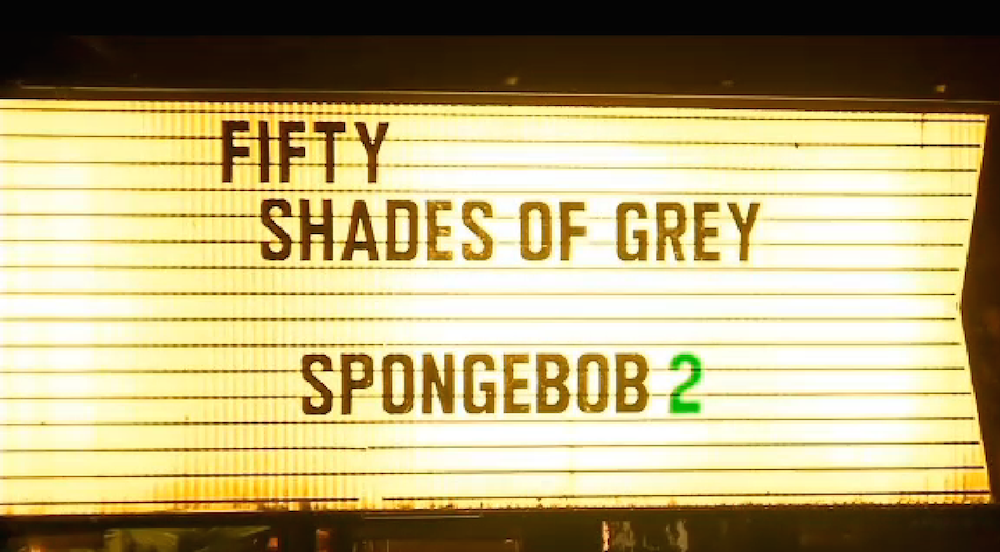 Fifty Shades Of Grey Spongebob