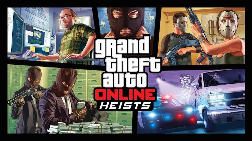 GTA V Heist Mode