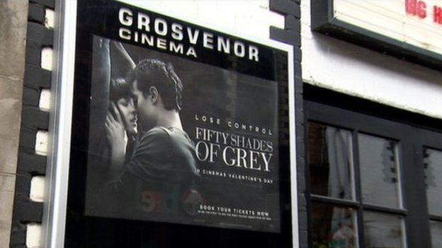 Grosvenor Cinema 50 Shades Of Grey