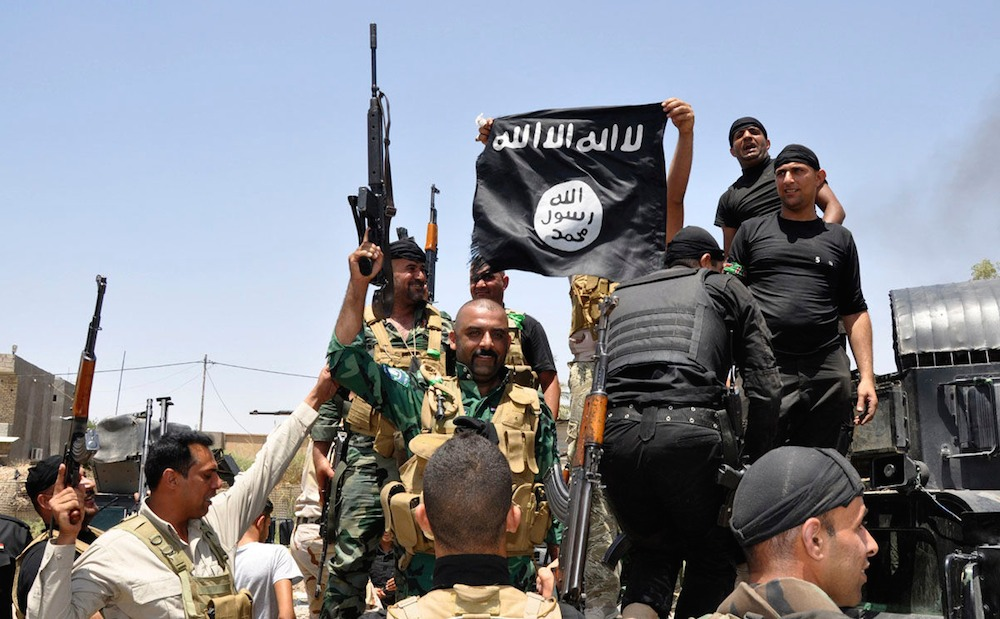 ISIS Organs