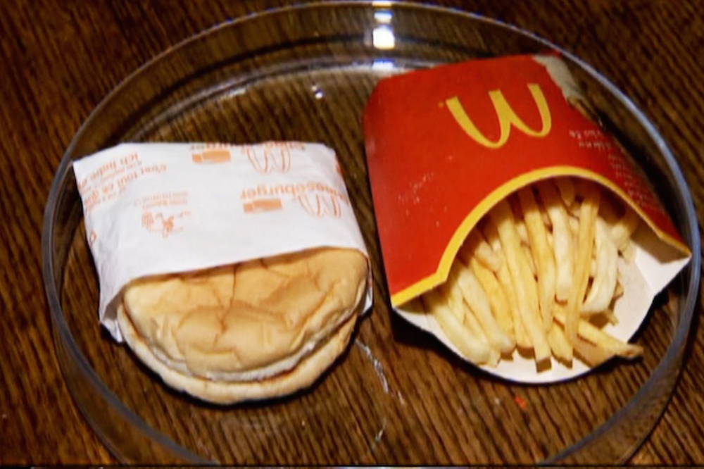 Iceland's Last Ever McDonald's Meal