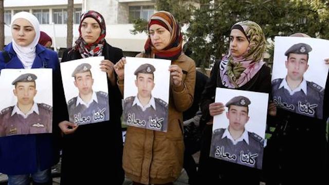 Jordan Protestors