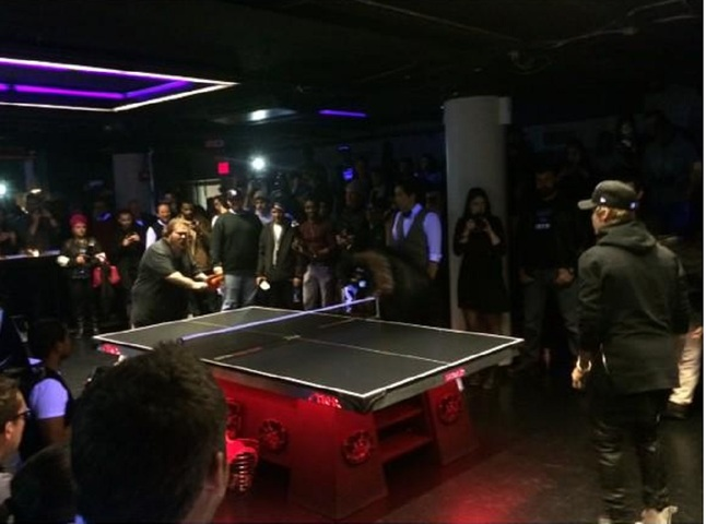Justin Bieber Action Bronson Ping Pong