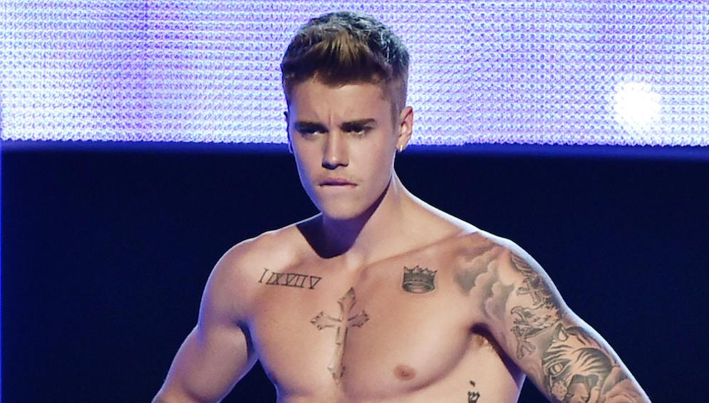 Justin Bieber Tough