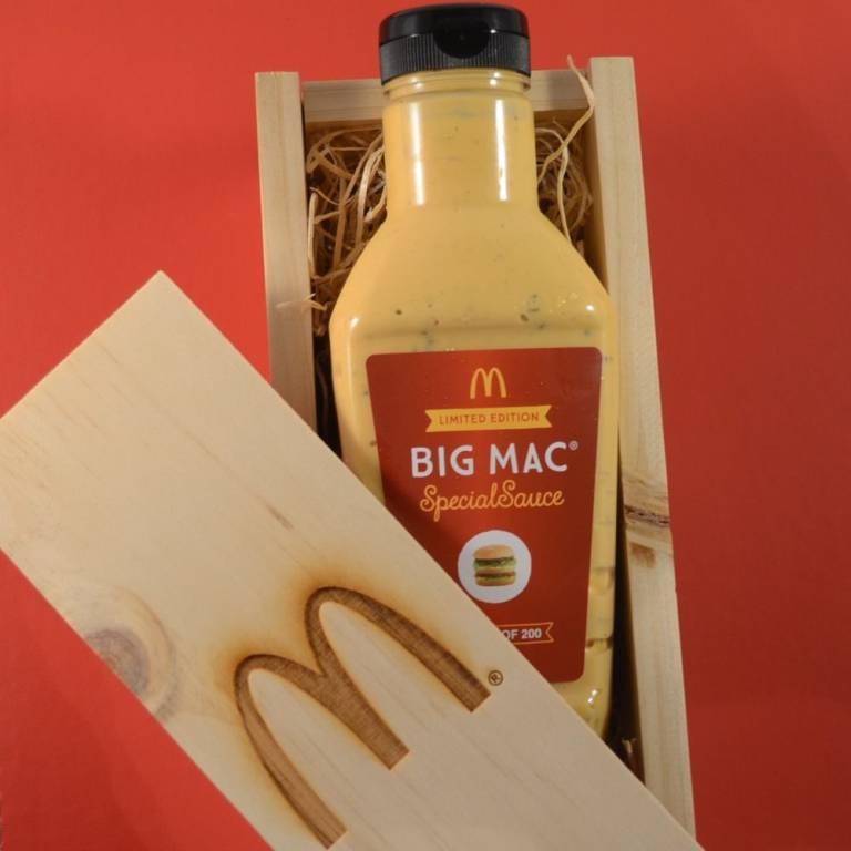 McDonald's Big Mac Sauce 2
