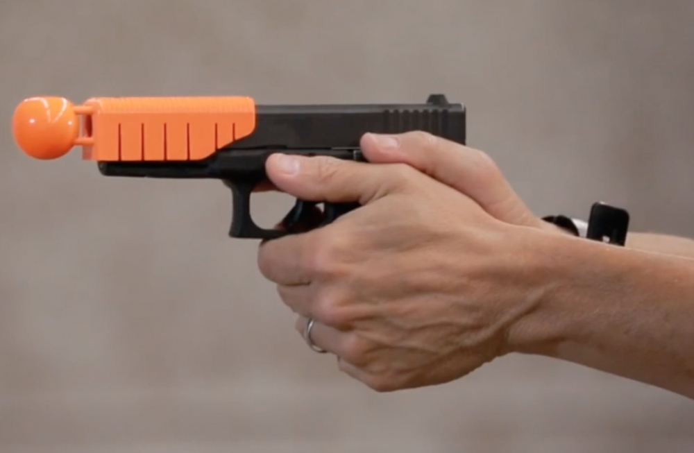Non Lethal Gun Attachment