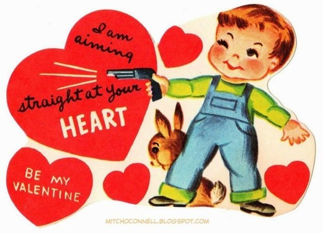 10 Old Valentineu0027s Day Cards That Shouldu0027ve Never Existed: The Creepy,  Seedy And Utterly Ridiculous