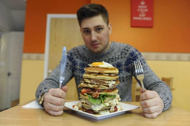 Pancake Corner The Beast