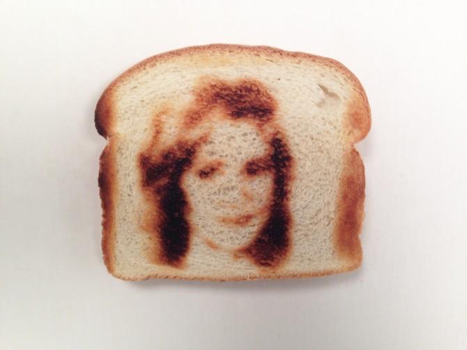 Selfie Toast 1