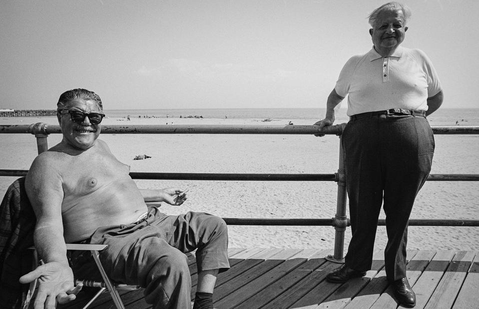 Shalmon Bernstein - Brighton Beach Coney Island 4