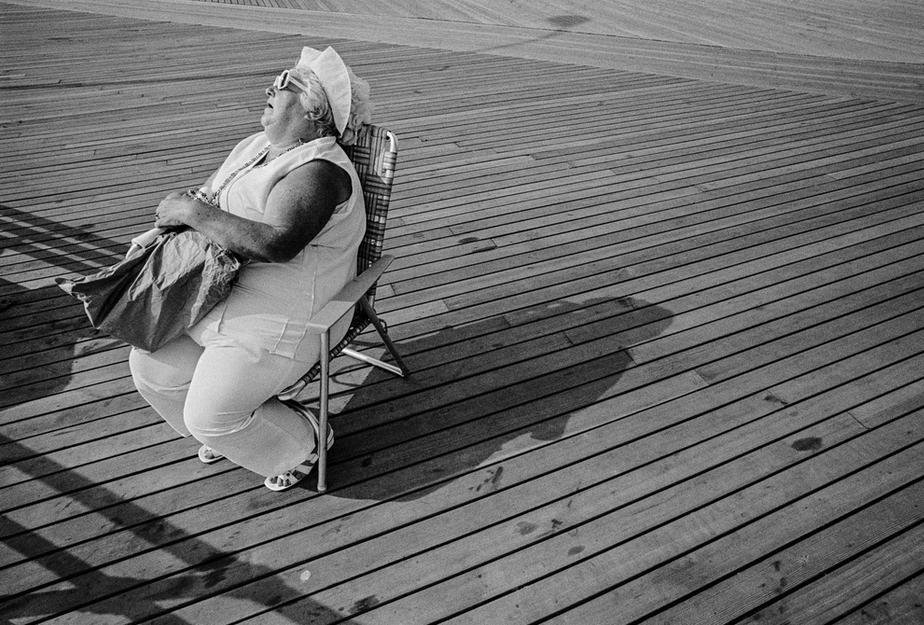 Shalmon Bernstein - Brighton Beach Coney Island